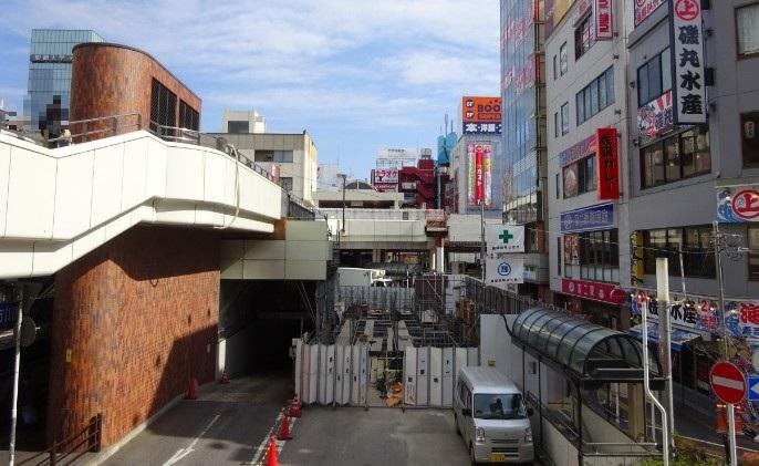 松戸駅西口駅前広場バリアフリー...