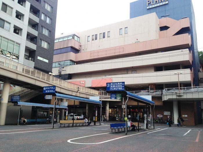 松戸駅東口にも「新拠点ゾーン」...
